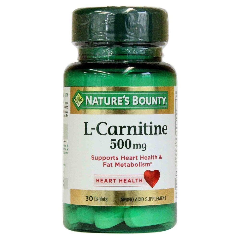 L-Carnitina: Beneficios, efectos secundarios, fuentes y dosis
