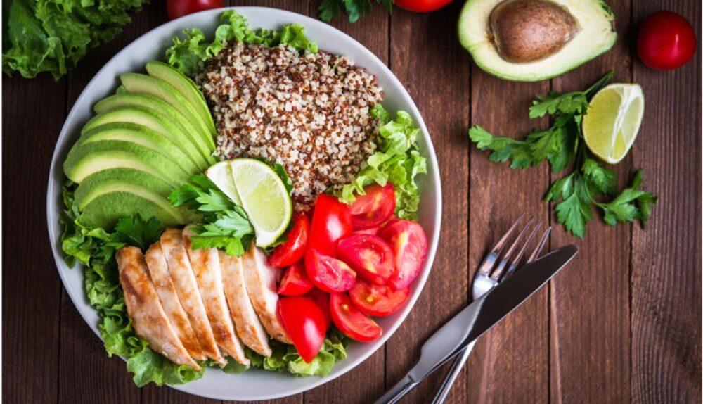 La alimentación flexitariana también puede ser buena para su cintura.