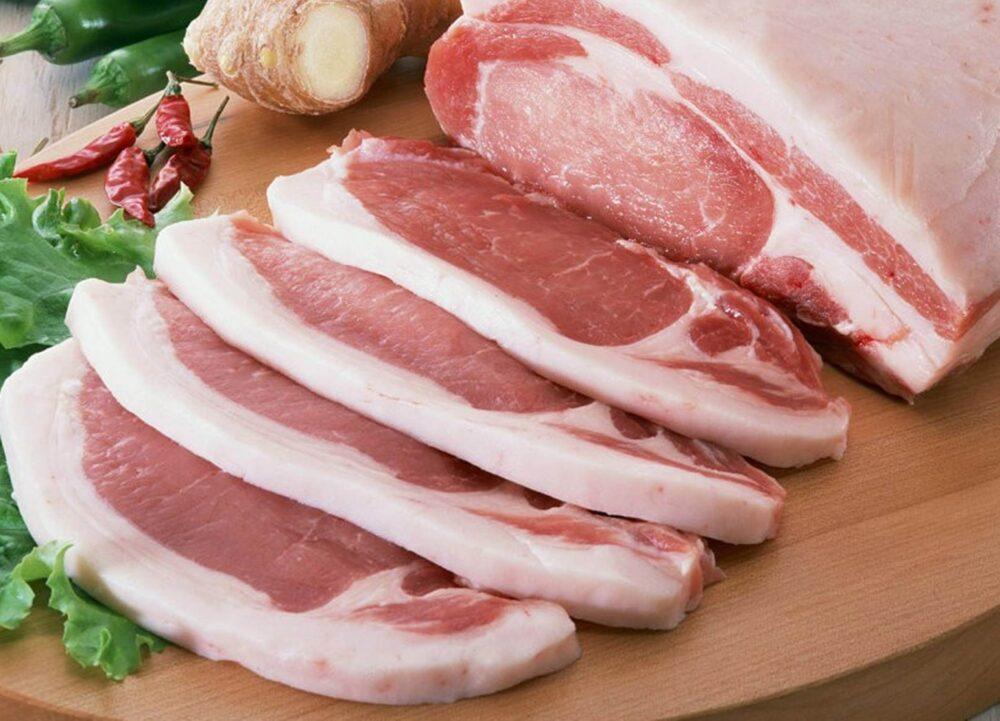 La carne de cerdo contiene fosforo