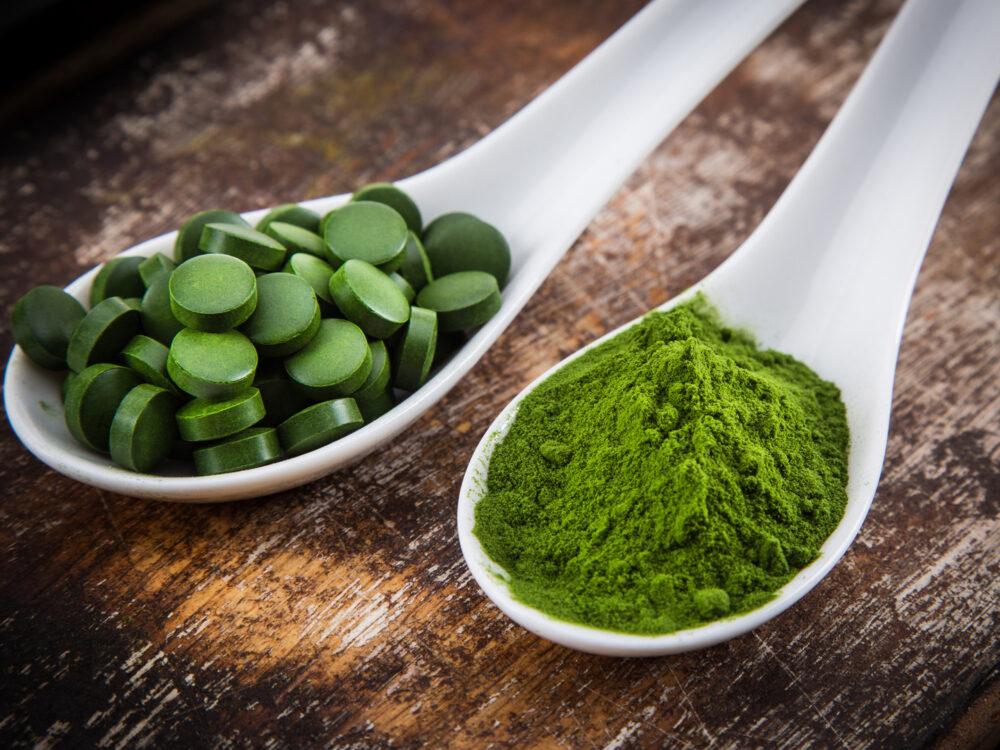La clorela contiene niveles más altos de ácidos grasos omega-3