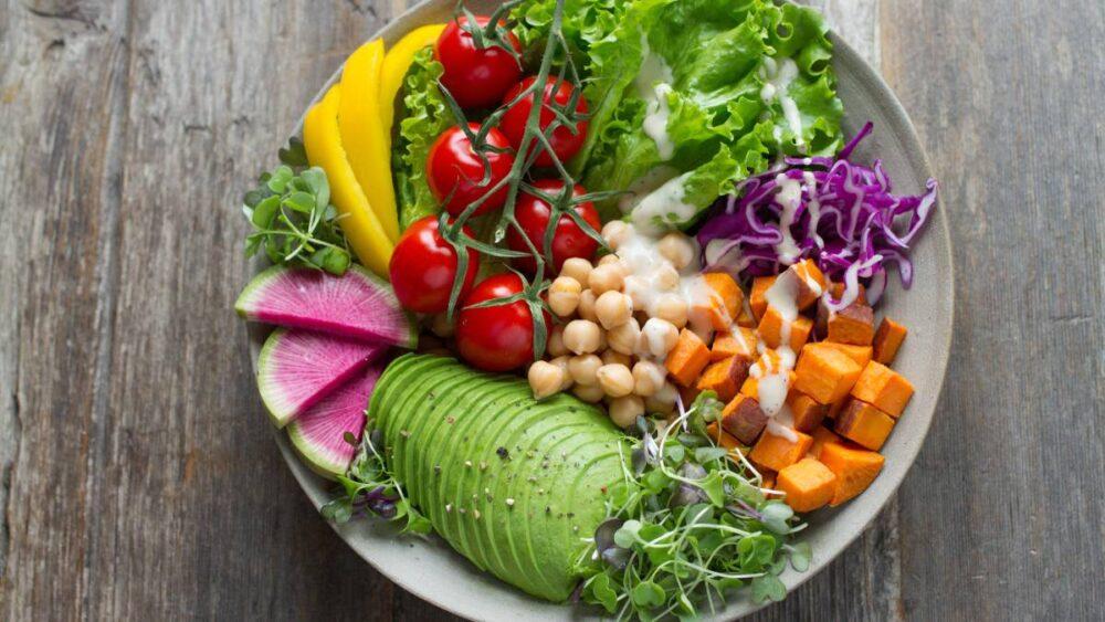 La dieta vegetariana: Una guía para principiantes y un plan de comidas