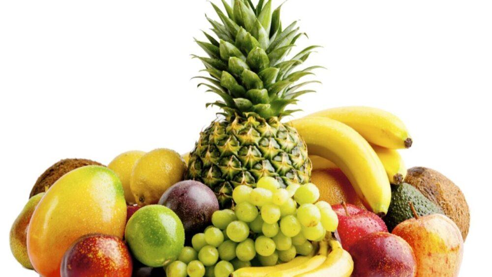 La fruta contiene azúcares naturales