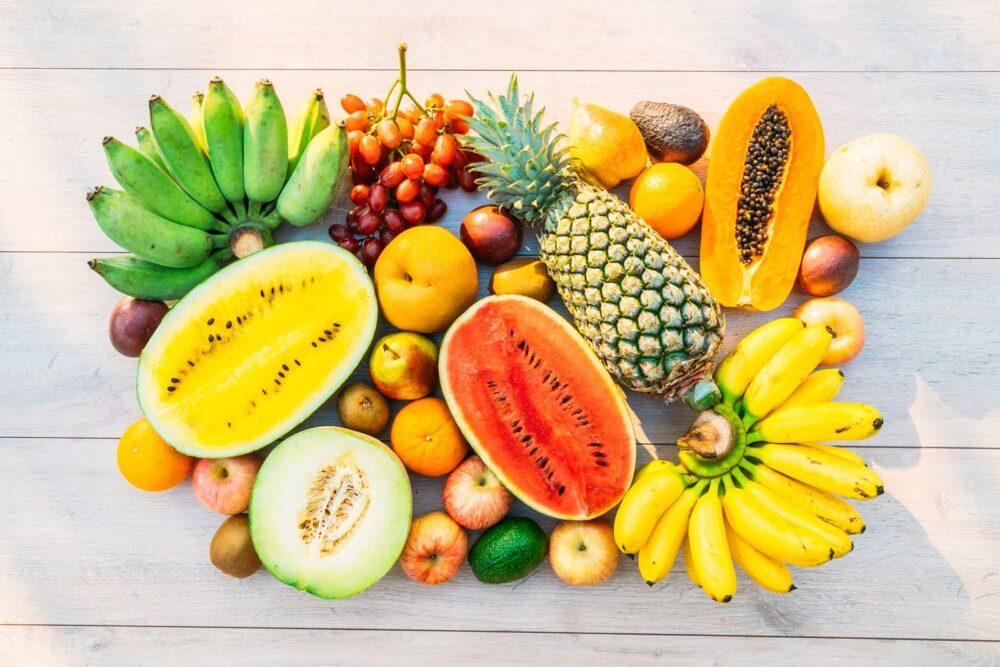La fruta puede hacer que te sientas lleno