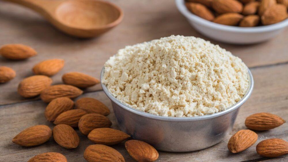 La harina de almendra es increíblemente nutritiva