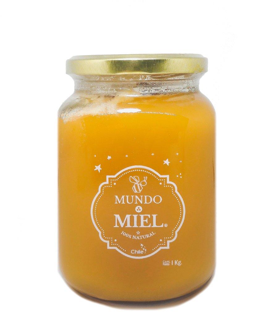 La miel cruda es más nutritiva