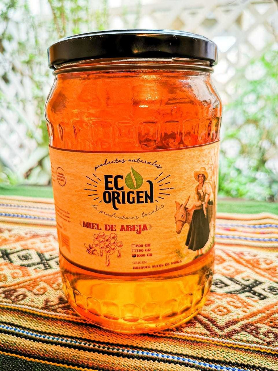 La miel cruda no es lo mismo que la orgánica