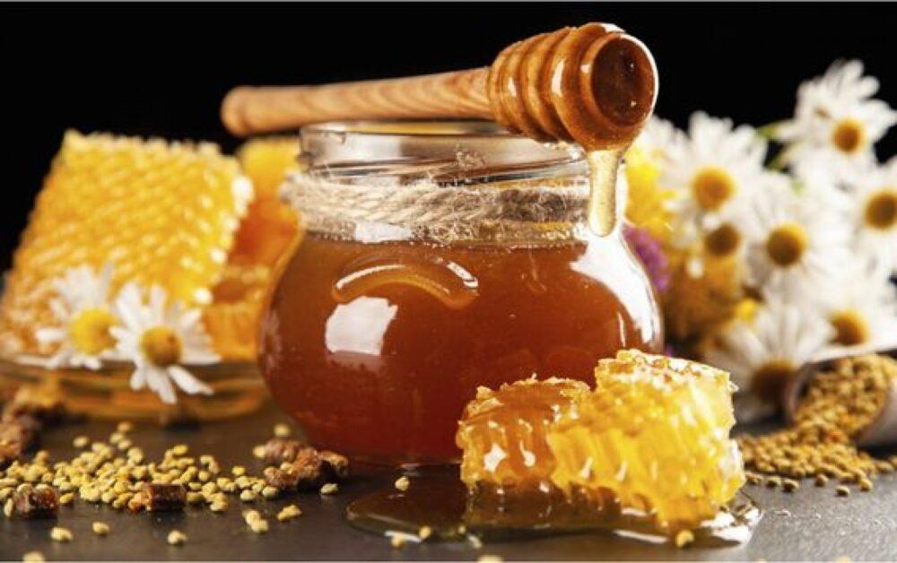 La miel promueve la curación de quemaduras y heridas