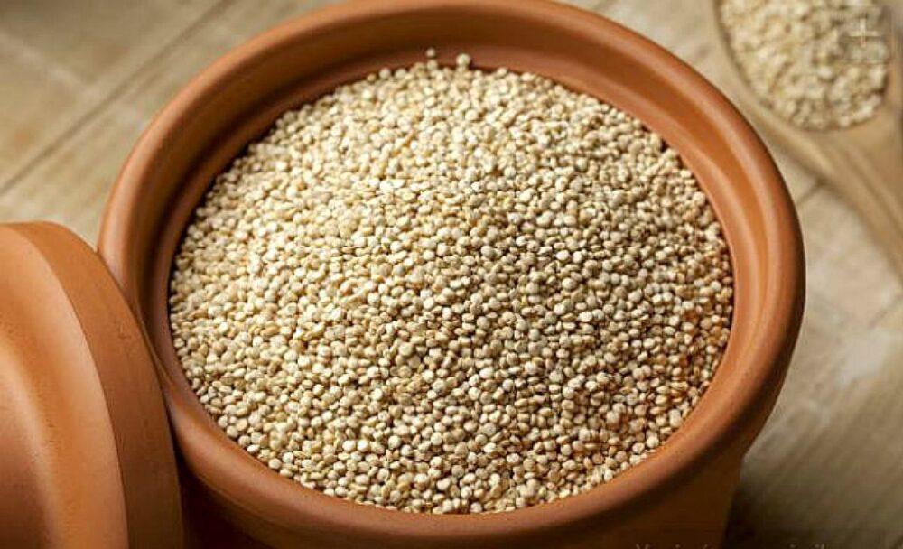 La quinua contiene proteínas completas
