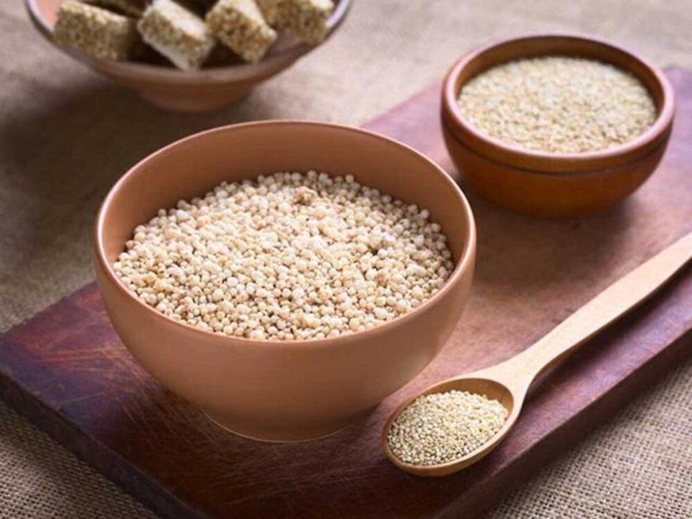 La quinua parece ayudar a reducir el colesterol y los triglicéridos en la sangre y también puede reducir la inflamación.