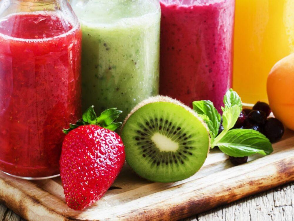 Las dietas de jugos y la plenitud