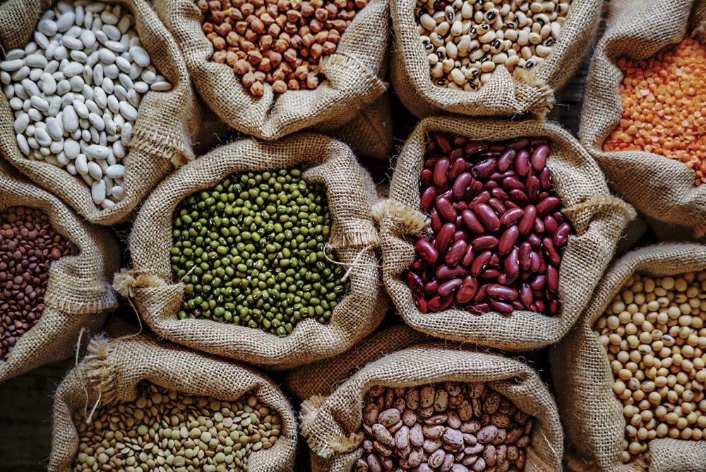 Las legumbres son un súper alimento - sobre una base de nutrición al costo