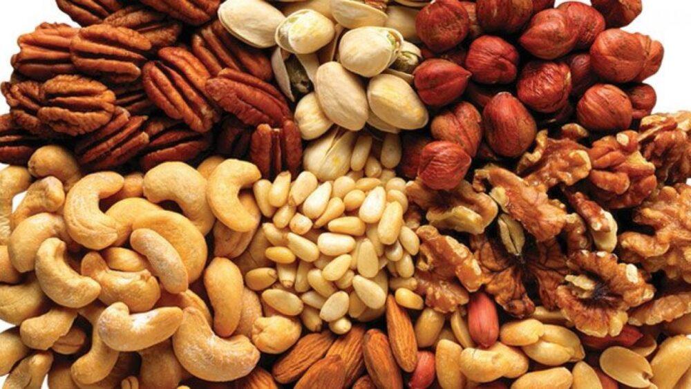 Las nueces contienen EGCG