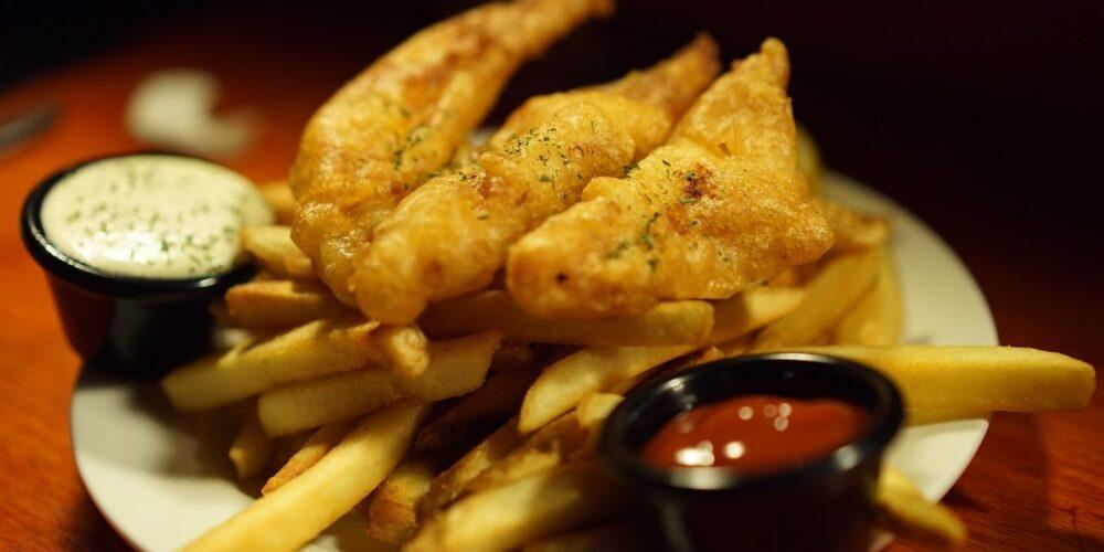 Los alimentos fritos pueden contener acrilamida perjudicial