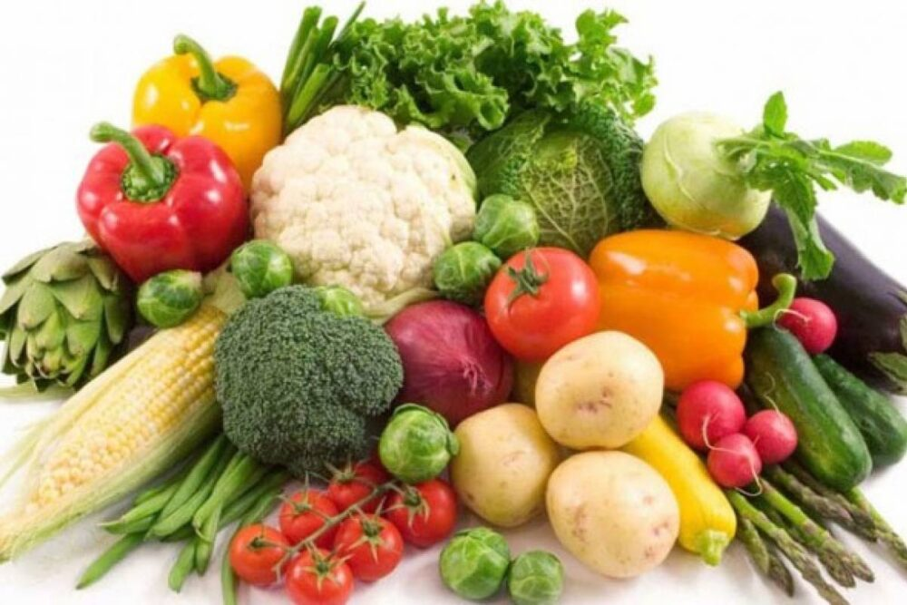 Los alimentos no procesados son los más saludables