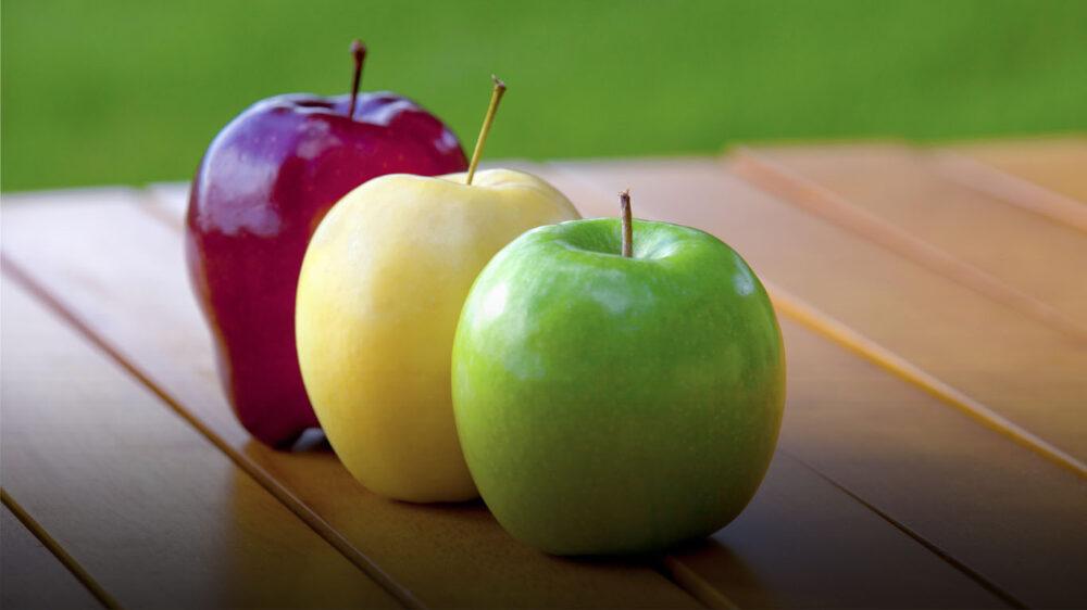 10 Impresionantes beneficios para la salud de las manzanas
