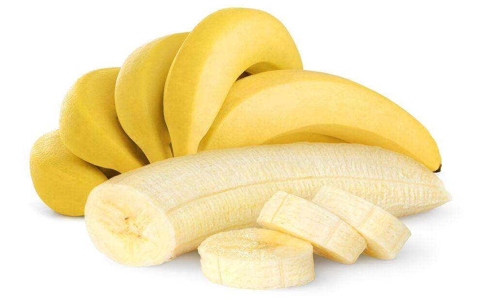 Los plátanos contienen folato