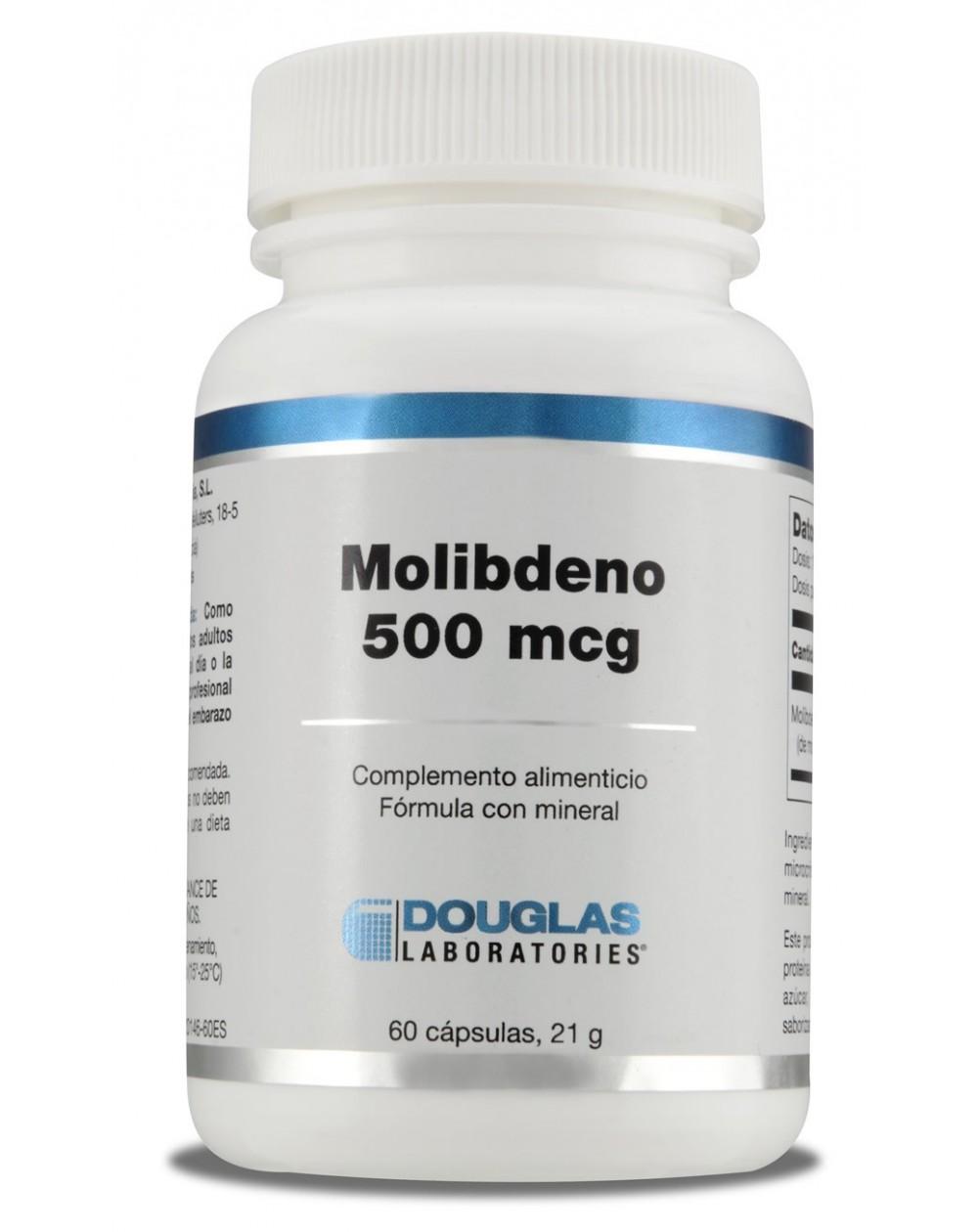 Por qué el molibdeno es un nutriente esencial