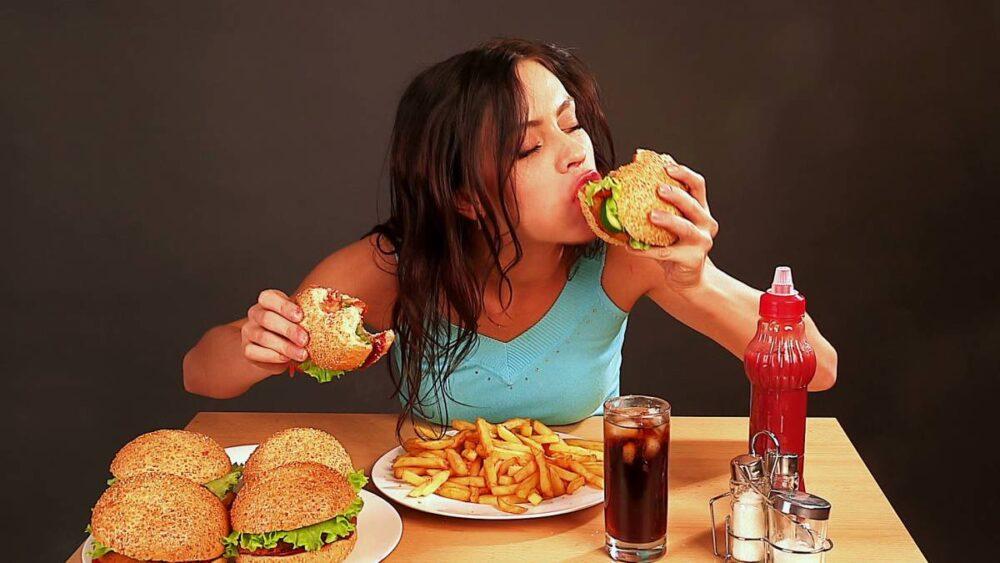 No coma en exceso para evitar la acidez