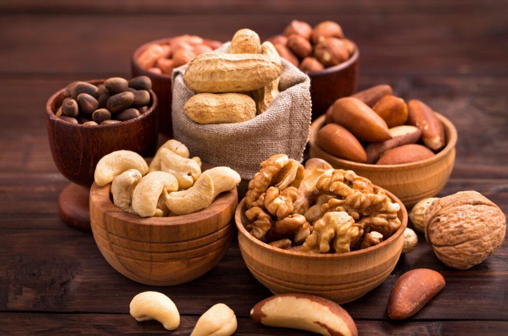 Nueces y semillas