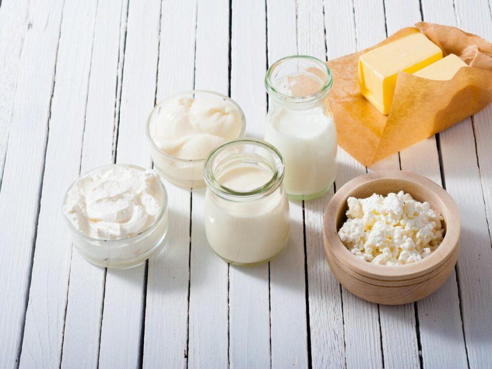 Nutrición del suero de leche