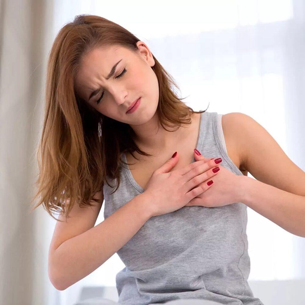 Palpitaciones del corazón