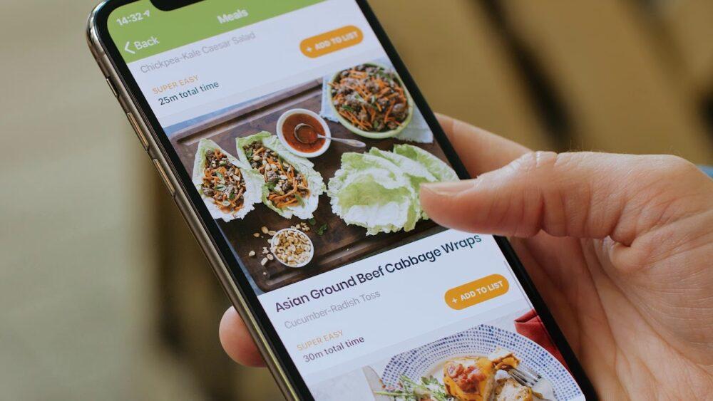Las 11 mejores aplicaciones de planificación de comidas para ayudarle a perder peso