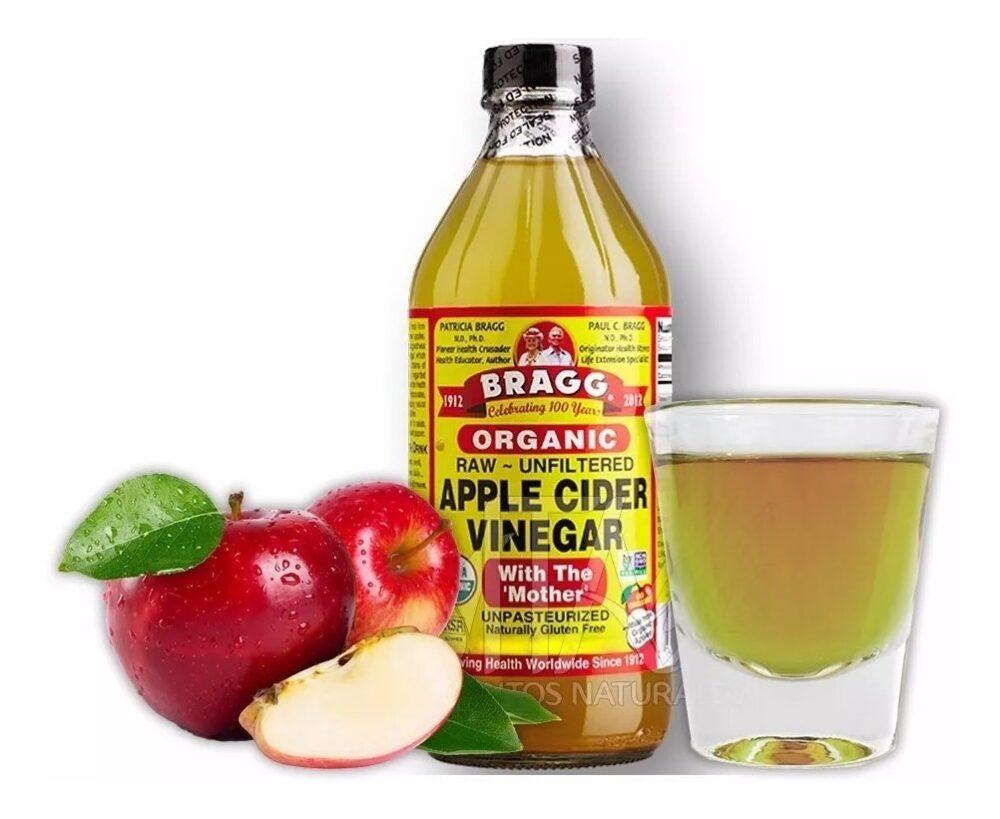 30 usos sorprendentes del vinagre de sidra de manzana