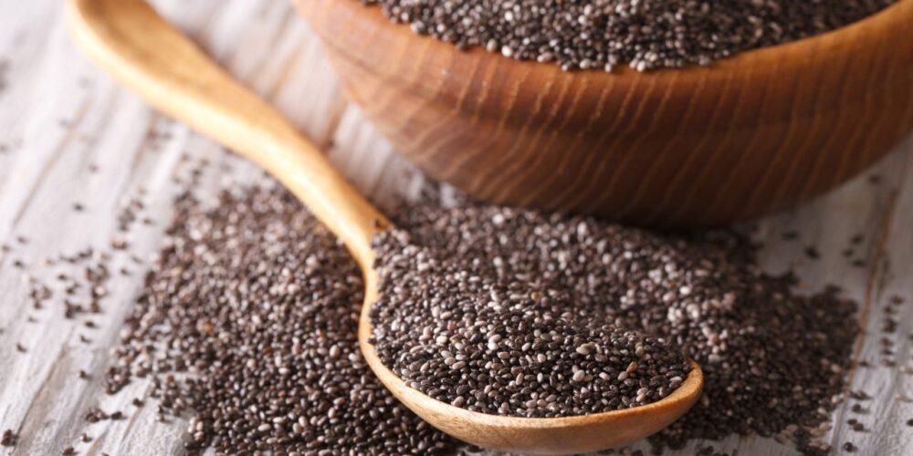 Proteína de la semilla de chia