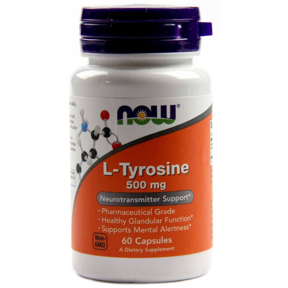 La tirosina: Beneficios, efectos secundarios y dosis