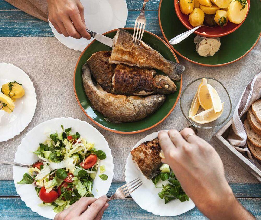 ¿Qué es un Pescatariano y qué come?