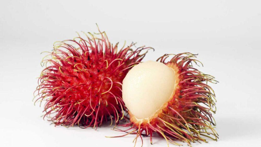 Rambután: Una fruta sabrosa con beneficios para la salud