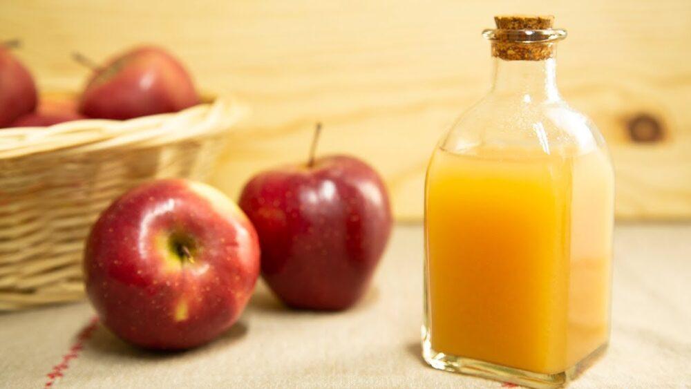 7 Efectos secundarios del exceso de vinagre de sidra de manzana