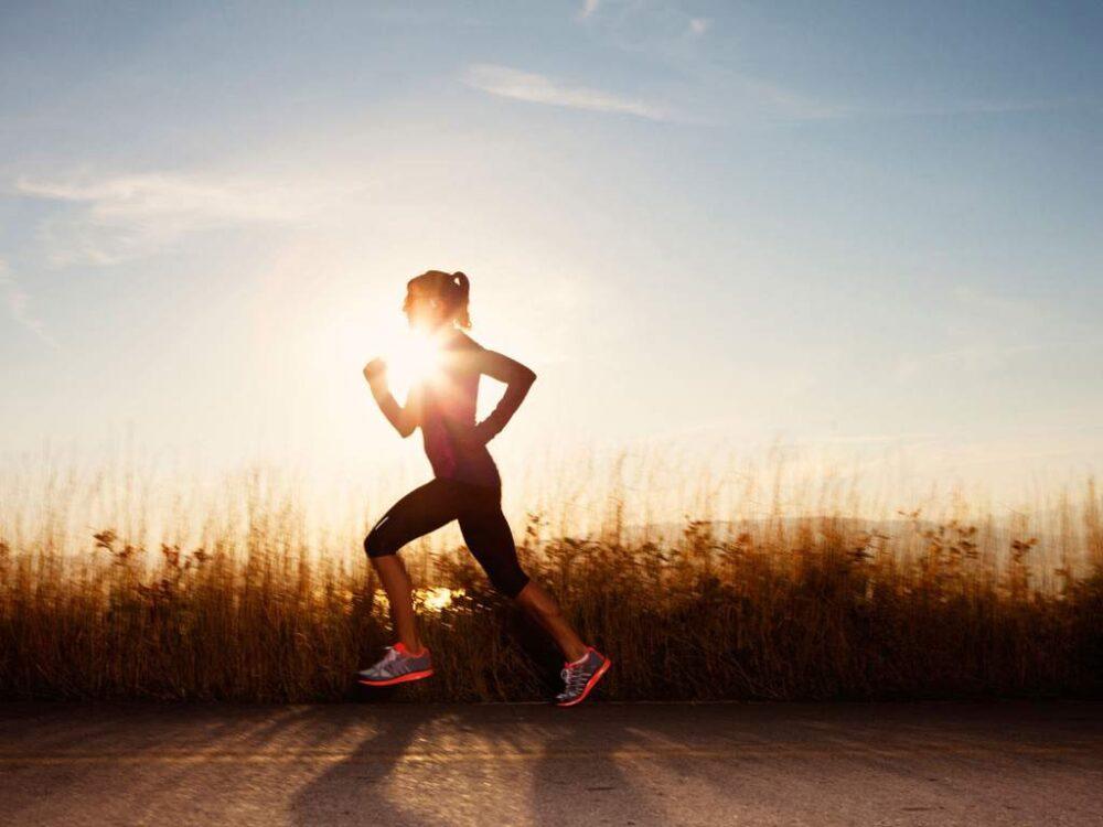 Sea lo más activo posible