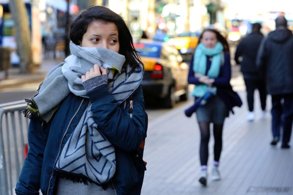 Sentir frío
