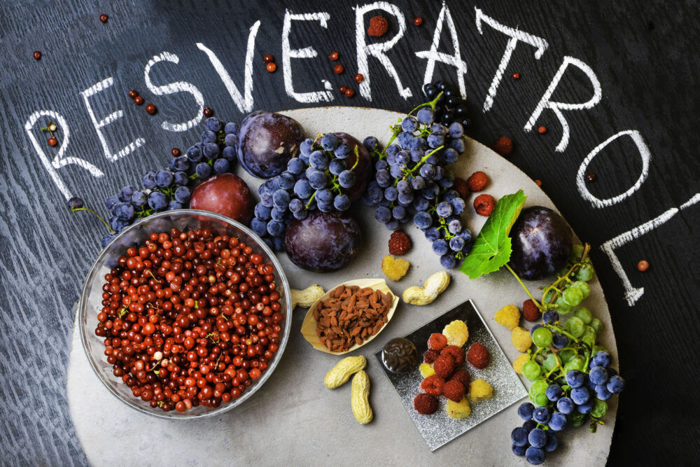 Suplementos Resveratrol