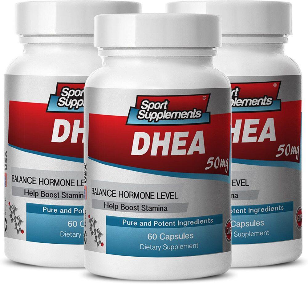 Suplementos de DHEA