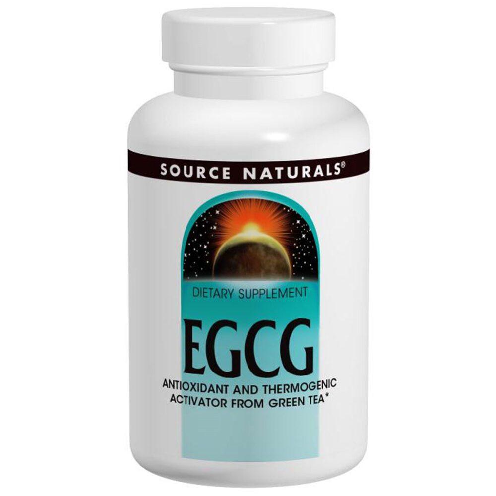 Suplementos de EGCG