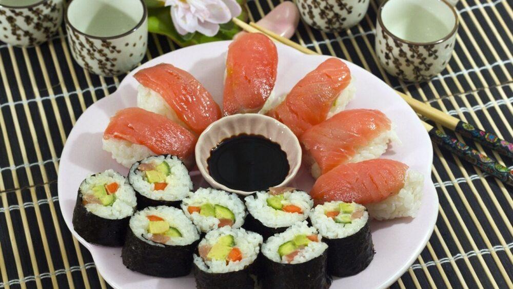 Sushi: ¿Saludable o no?
