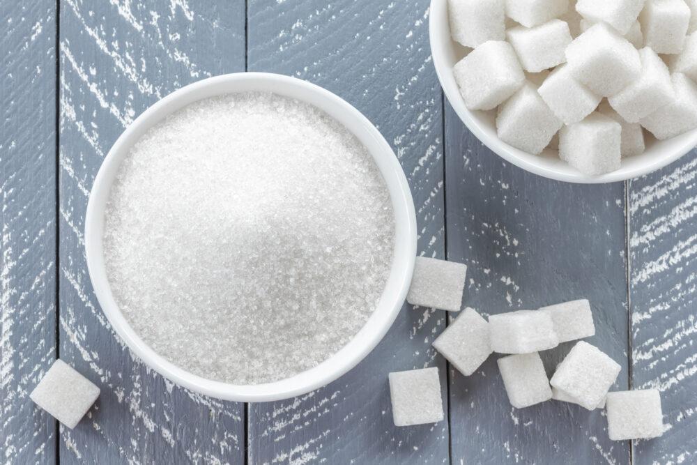 Tenga cuidado con los alcoholes del azúcar
