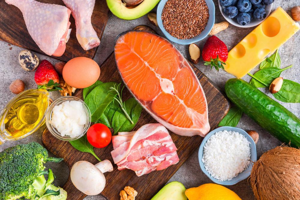 Una dieta cetogénica para perder peso y combatir la enfermedad