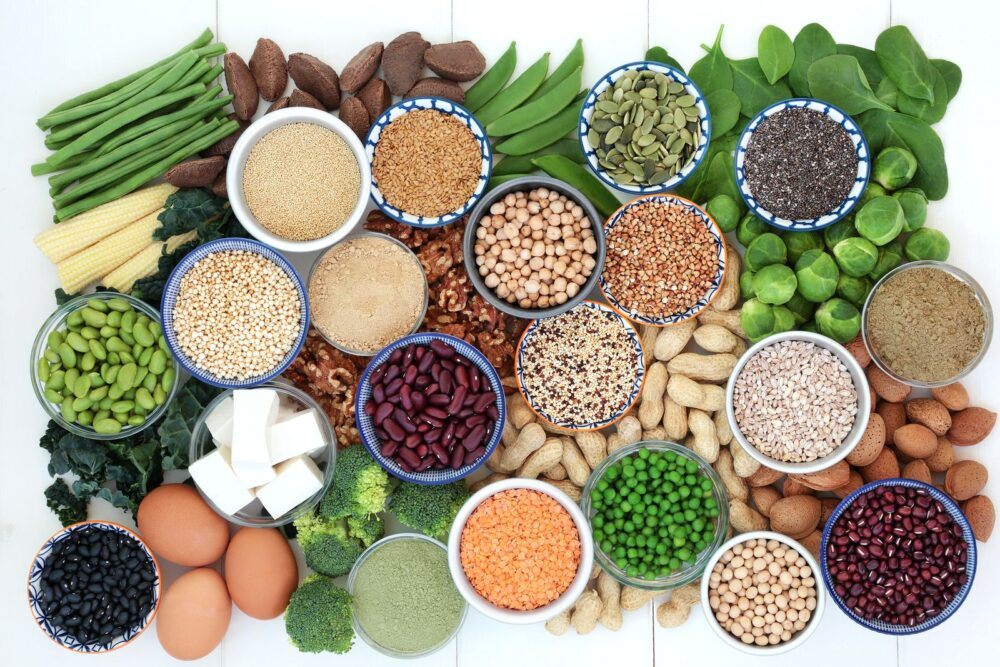 Una dieta rica en proteínas vegetales está relacionada con un menor riesgo de enfermedades cardíacas