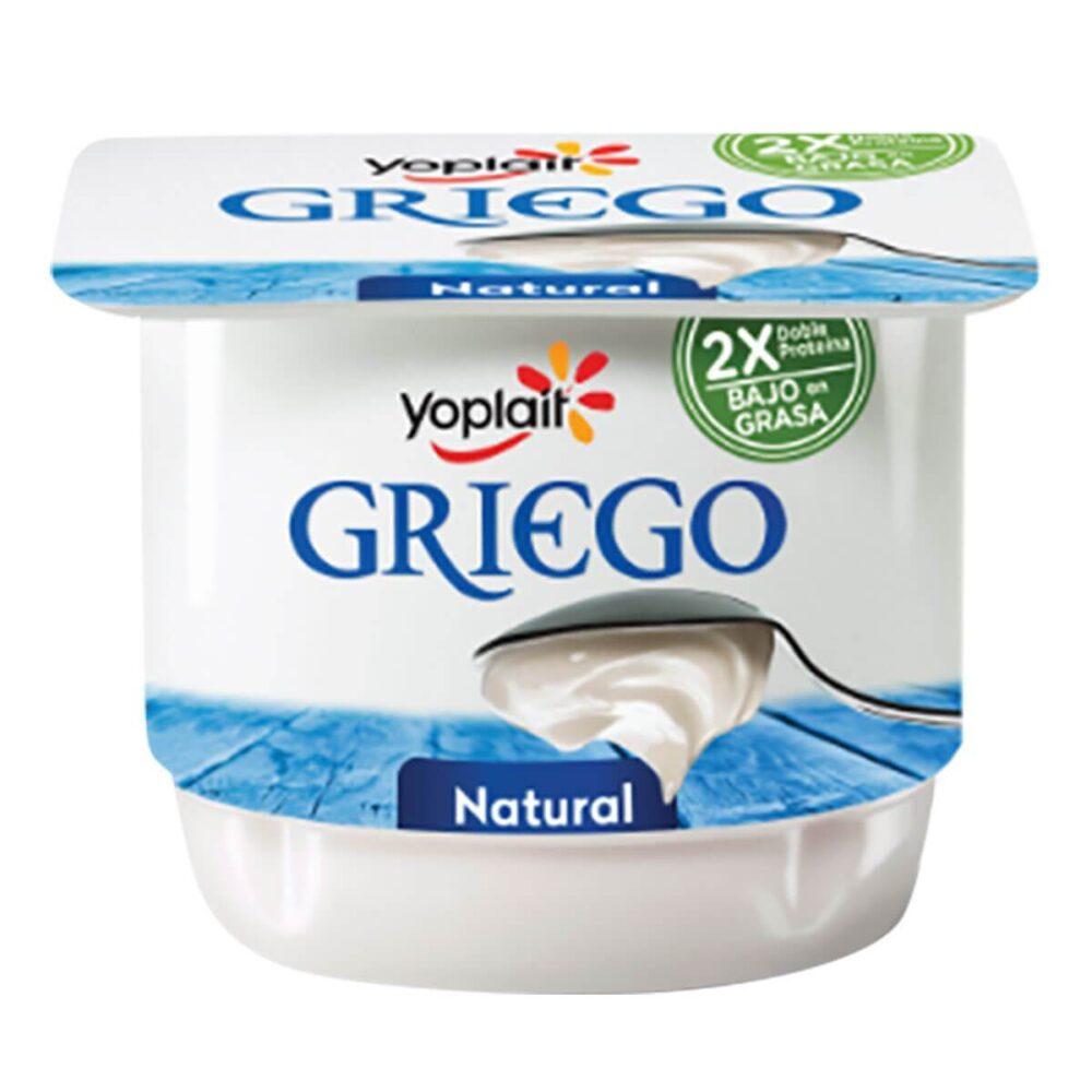 Yogur griego, no lácteo o regular?