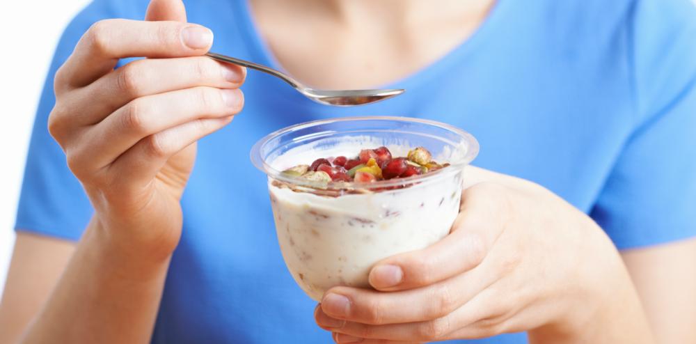 Yogurt probiótico