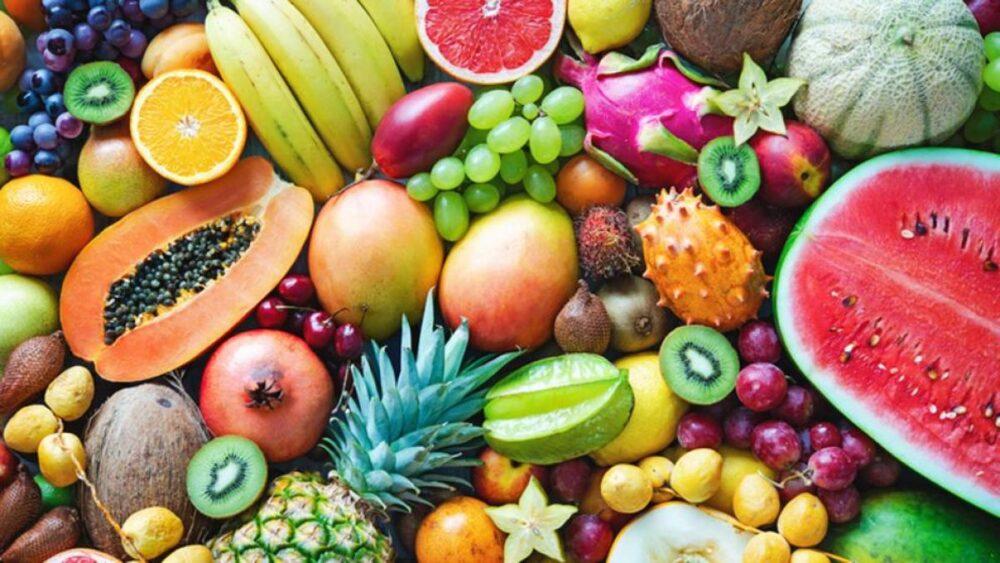 algunas frutas contienen calcio